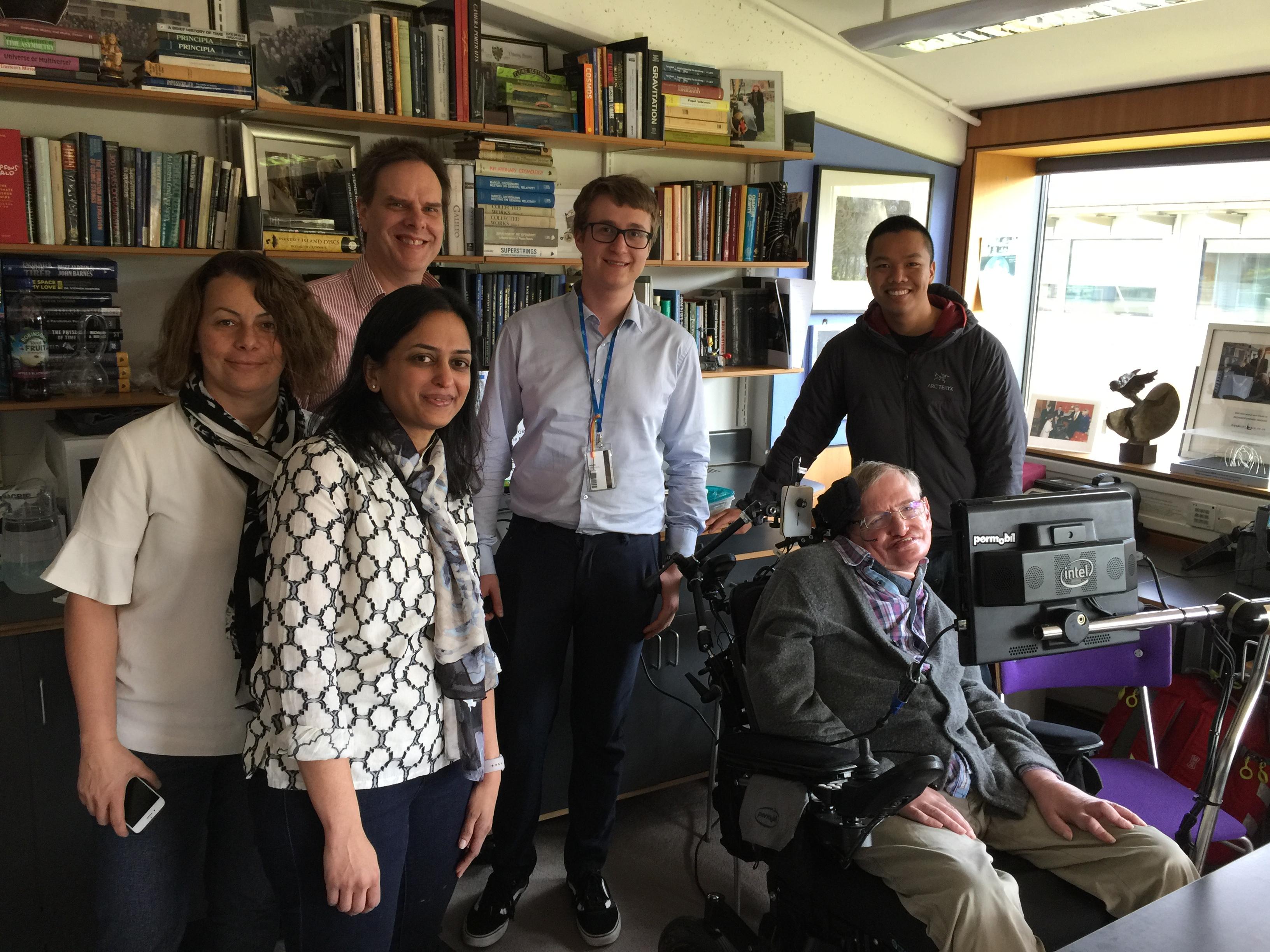 Stephen Hawking's Voice Emulator - Pawel Wozniak, Electronic